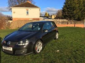 Volkswagen Golf Mk5 GTI 2.0FSI Turbo 200BHP Low miles long MOT Good history 2 former keepers