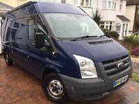 Fors Transit Mk7 2.2 110hp part day van conversion but still van