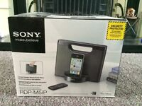 Sony RDP-M5iP Compact Dock for iPod & iPhone