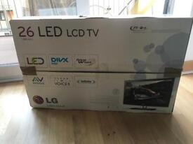 TV LG 26' (66cm) LED LCD
