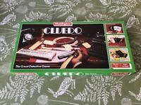 Vintage 1984 Waddington Cluedo Game