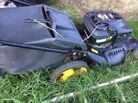 Spares or Repair - Petrol Lawnmower