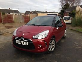 Citroen DS3 DSTYLE HDI 90 only 33k miles