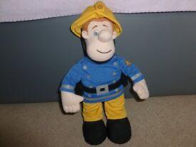 Talking Fireman Sam