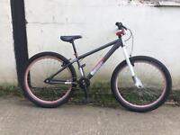 X Rated Mesh Jump bike