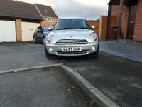 Mini Cooper 1.6 3dr Pepper Pack LOW MILAGE Full Servis History