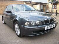 BMW 5 Series 535i 4dr saloon