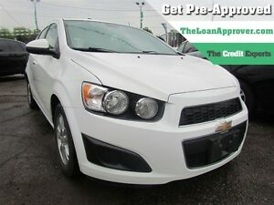 2012 Chevrolet Sonic LT * GET PRE-APPROVED TODAY * COMPACT AND E