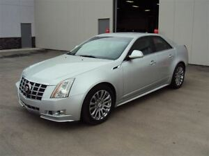 2012 Cadillac CTS Performance  Leather  Heated Seats