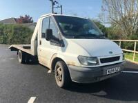 2004/54 FORD TRANSIT RECOVERY TRUCK