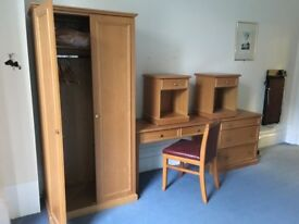Ex display bedroom furniture
