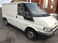 Ford transit 300 tdi swb 2.0 diesel! 03-plate! Drives mint! Clean and tidy with all elecs!!!
