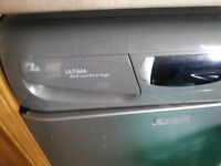 Grey/Silver Hotpoint Ultima 7KG Dryer - DELIVERY AVAILABLE