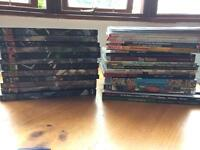 BARGAIN !!! 40+ COMIC BOOK AND GRAPHIC NOVEL COLLECTION DREDD / MARVEL / AVENGERS / DEADPOOL