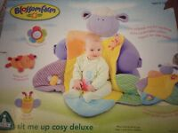 Early learning centre sit me up support - great condition in box