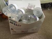 Advent bottles