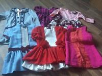 6 x dresses