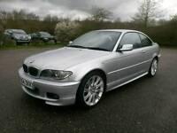 BMW 330CI M SPORT.. 7 months MOT