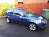 Ford fiesta 1.25 climate 2008 facelift 3dr
