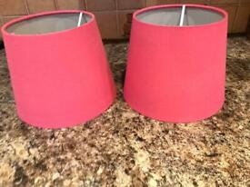 2 new Lampshades