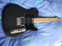 Fender Modern Player Telecaster Plus Electric Guitar in Excellent Condition