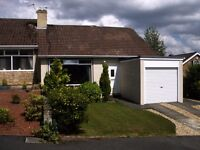 Rare a 2 Bedroom Semi Det Bungalow In Lanchester To Let, £525 Per Month, Garage, + One Car Driveway.
