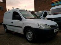 2007 Vauxhall Combo Van 1.3 CDTI - 3 Months Warranty - No Vat