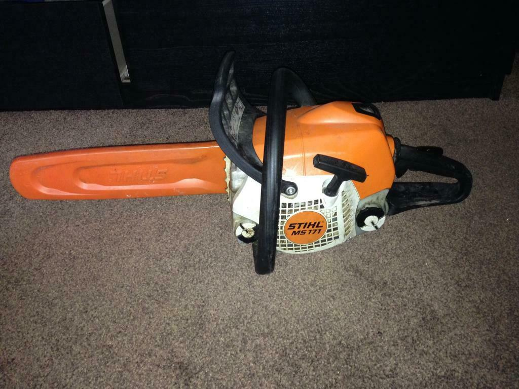 Stihl chainsaw ms 171 great condition | in Stalybridge, Manchester | Gumtree