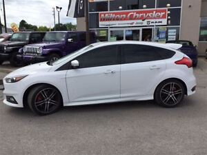 2015 Ford Focus ST|LEATHER|NAVIGATION|SUNROOD