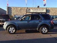 2012 Ford Escape XLT COMES FULLY MECHANICALLY SAFETY CERTIFIED A
