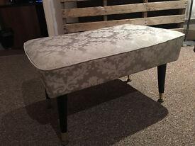 pouf * seat * chair * vintage * sofa