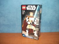 NEW AND SEALED LEGO STAR WARS OBI-WAN KENOBI