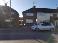 Extended 3 bed semi detached property in LU1 - Luton