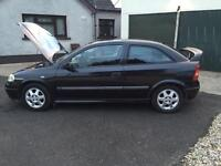 Mk4 Vauxhall Astra for breaking