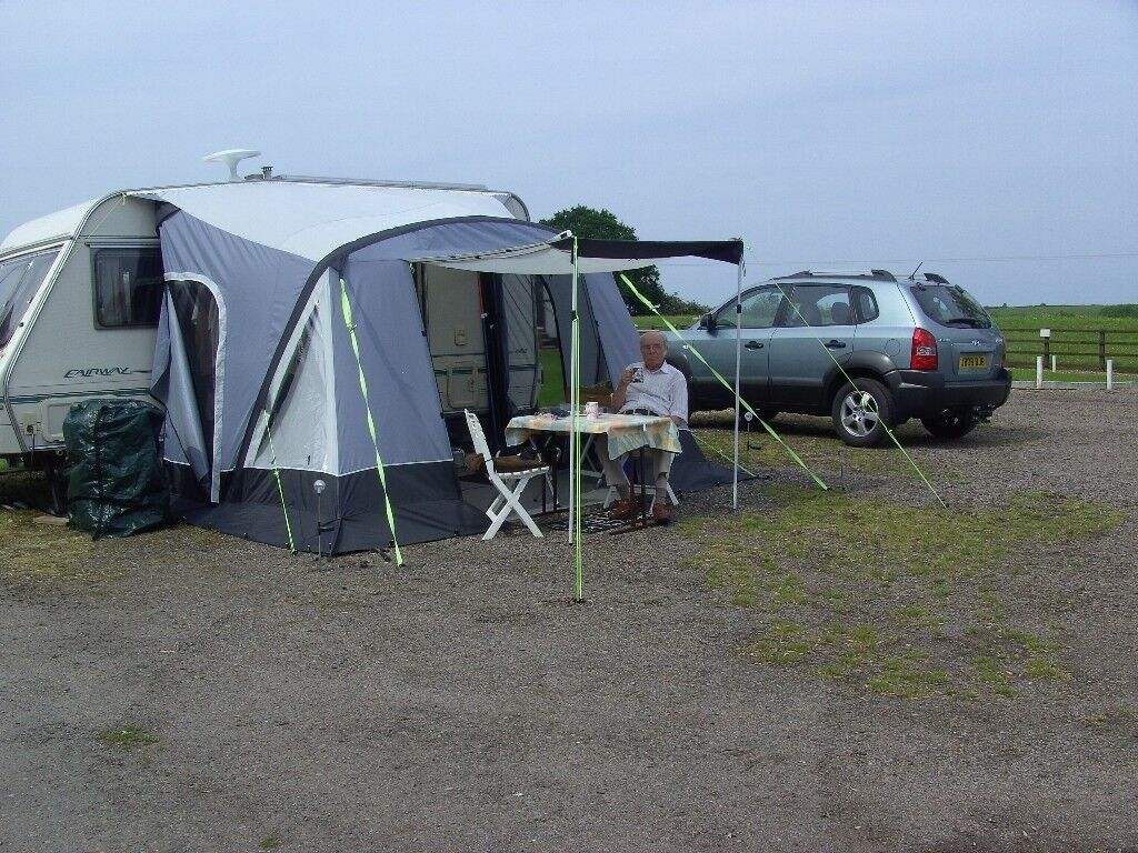Caravan Blow Up Awning For Sale In Alcester Warwickshire Gumtree