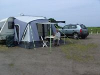 Caravan blow up awning for sale