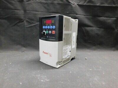 Allen Bradley Ab Powerflex 40 3.0hp Ac Drive -- Cat 22b-d6p0n104 Ser A