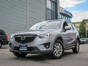 2014 Mazda CX-5 GS MOON ROOF 0.9% FINANCE!!!