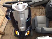 Kymco midi 4 u 4-8 mph for spares or repair