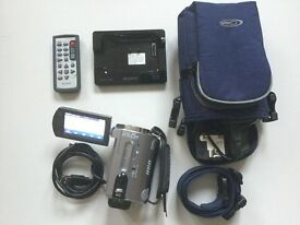 Sony DCR-SR52 Hard Disc Drive Camcorder With 2.7'' LCD Screen