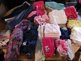 Over 80 Item 18-24 Month Girls Bundle