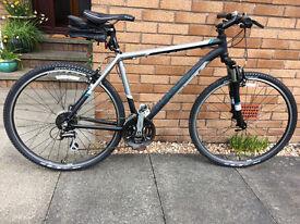 Trek Katai hybrid bike by Gary Fisher - as new!