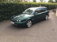 Jaguar X Type R Line Sport Diesel Estate
