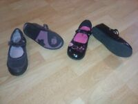 Girl shoes bundle sizes 11, 11.5 and 12