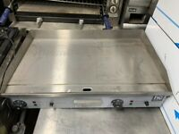 NEW ELECTRIC GRILL CATERING COMMERCIAL KITCHEN TAKE AWAY SHOP BBQ
