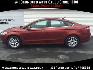 2014 Ford Fusion Only $105 Bi Weekly