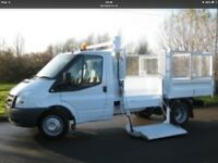 MAN AND VAN , ALL DOMESTIC COMMERCIAL AND TRADE WASTE REMOVED WE ALSO OFFER ANY TYPE OF HOUSE MOVES