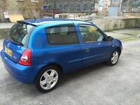 CHEAP 2006 RENAULT CLIO 1.2 CAMPUS SPORT (£600 NO OFFERS)