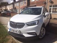 Vauxhall Mokka X 1.6 Active SUV 5dr Petrol Manual (start/stop) LOW MILEAGE, WHITE, EXTRA'S