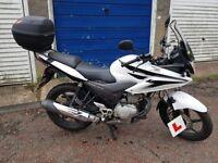 Honda cbf 125cc Motorbike For Sale - Full service history